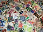 Worldwide Stamp Collection Over 400 Off Paper