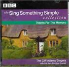 Cliff Adams Singers  The Sing Something Simple Collection Thanks for the Memo