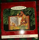 Hallmark Keepsake Ornament DAVID & GOLIATH Favorite Bible Stories 1999