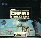 Star Wars Empire Strikes Back Widevision Card Box 24ct Topps 1995