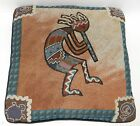 KOKOPELLI Flute Player Throw Toss Pillow Dance Tapestry Native Southwest 15