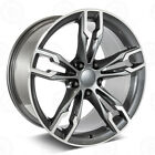 19 Gloss Black wheels 622 style fits BMW 1 2 3 4 and 5 series