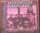 Somebody To Love by Jefferson Airplane (CD, Import, Grace Slick, Mickey Thomas)