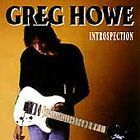 Introspection by Greg Howe (CD, 1993, Shrapnel)preowned good condition