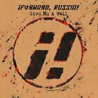 forward russia : give me a wall CD