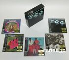 The Isley Brothers / JAPAN Mini LP CD x 5 titles + PROMO BOX (Brother, Brother,