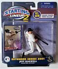 2001 Starting Lineup 2 Extended Series Jeff Bagwell Houston Astros MLB Figure