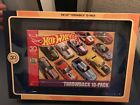 2018 Hot Wheels RLC Exclusive 50th Anniversary Throwback 10 pack set 1250 made