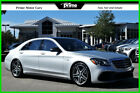2019 Mercedes Benz S Class AMG S 63 4MATIC Sedan Brand New New 2019 S63 Nut Brown + Carbon Fiber + Head Up + 3D sound See Video Tour
