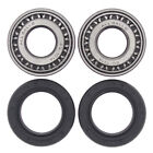 All Balls Rear Wheel Bearing Seal Kit for Harley XLH Sportster Hugger 88-99
