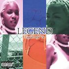 The Legend! : Liquid de Ja Vu Rap/Hip Hop 1 Disc CD