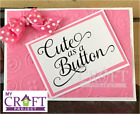 CLOSE OUTS Darice embossing folders NEW