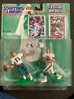 1997 Starting Lineup Classic Doubles DAN MARINO and BOB GRIESE