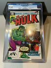 Incredible Hulk #271 CGC 9.4 WHITE Pages