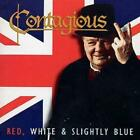Contagious : Red, White & Slightly Blue CD (2004)