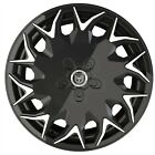 4 GV06 Vortex 20x10 inch Black Rims fits LINCOLN CONTINENTAL 2017 2020