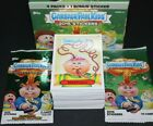 GARBAGE PAIL KIDS 2015 series 1 SET of 132 cards + 2 different wraps