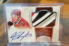 2011-12 PANINI DOMINION JEFF SKINNER ROOKIE PATCH AUTO 99 BEST PATCH