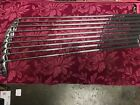Callaway X18 Irons 3 9 + P  A Clubs Womens Youth Length 33 3 4