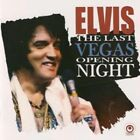 Elvis Presley - THE LAST VEGAS OPENING NIGHT - 2x CD - New Original Mint