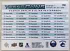 2018-19 Upper Deck Young Guns Rookie Checklist and Gallery 133