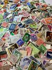 400+ Worldwide Stamps Off Paper