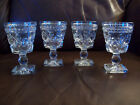 Colony Glass Park Lane Clear Wine Goblets 4.5