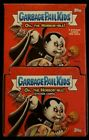 2018 NASTY NICK Garbage Pail Kids Oh the Horror-Ible Rare Gravity Box