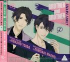 sankaku label BROTHER and BROTHER BROTHER and BROTHER 2