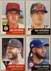 2020 Topps Living Set Lot 271 276 PYC Complete Your Set
