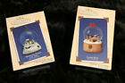 HALLMARK COLLECTOR'S SERIES WINTER WONDERLAND KEEPSAKE ORNAMENTS - 1st