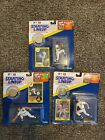 1991 Starting Lineup MLB Lot Ramon Martinez, Ozzie Guillen, Ryne Sandberg