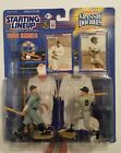 MIB Starting Lineup Classic Doubles- Babe Ruth Roger Maris- Yankees 1998 Figures