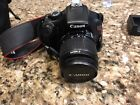 Canon Rebel T3 122 MP with 18 55mm Zoom Lens EOS 1100D And Case