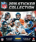2015 Panini NFL Stickers Box 50 Packs 7 Stickers per NEW SEALED