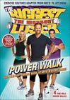 The Biggest Loser Power Walk DVD Hayley LewisShannan PontonMichelle Bridges