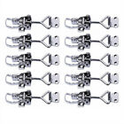 10X Marine Stainless Steel Toggle Latch Hatch Fastener Lock Cabinet Clamp