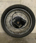 Triumph Trident 750 T150 WM2-19 Front Wheel w/ Drum Brake Nice
