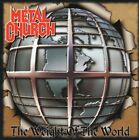 Metal Church ‎– The Weight Of The World CD - Fast FREE Shipping - MINT condition