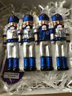 """Chicago Cubs Limited-Edition """"Home And Away"""" Christopher Radko 781/1800 Ornament"""