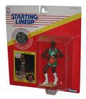 NBA Basketball Reggie Lewis Celtics (1991) Starting Lineup Figure w/ Coin