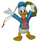 Disney A Mickey's Christmas Carol Donald Duck w/ Wreath Ornament