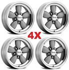 17 MAGNESIUM GRAY GREY WHEELS RIMS CHEVROLET GMC TRUCKS TORQ PICK UP