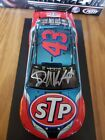 RARE 1 OF 48 Bubba Wallace Autographed 2018 STP 124 Color Chrome Nascar Diecast