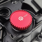 Oil Cap For Engine Valve Cover - Fits Honda / Acura - Red Color