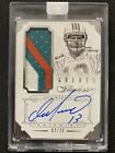 DAN MARINO-14 Flawless Greats (# 25) 3-COLOR JERSEY PATCH AUTO AUTOGRAPH-MINT+