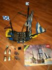 Lego 6274 Caribbean Clipper Pirate Ship 100% Complete 1989 Vintage Original