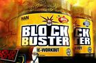 MAN Sports Block Buster 30 Serving Apple Juice Pre Workout 30 Servings US NEW