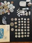 Old Foreign World Coin Lot Silver Coin With all kinds of extra silver