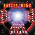 Project by Richie Kotzen & Greg Howe, very good used cd,RARE.
